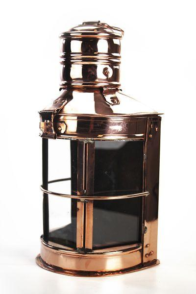 a lantern made by our blacksmiths
