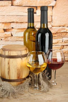 Most und Wein kann man sehr gut selbermachen
