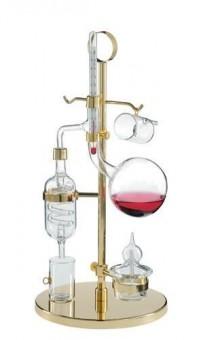 Id e cadeau alambic en verre pour la table tfa ebay - Verre securit pour table ...