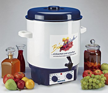 Rommelsbacher preserving cooker