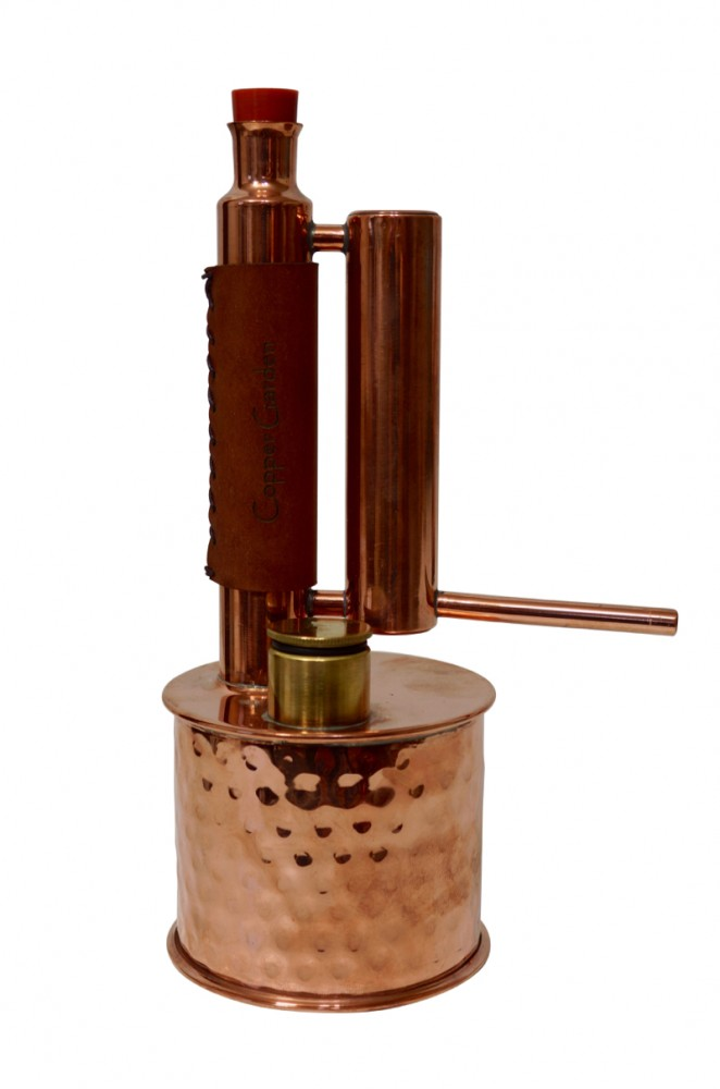 "CopperGarden®  "" Easy Moonshine"" distilling apparatus 0.5 L"