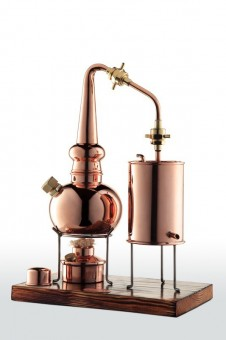 """CopperGarden®"" alambicco per Whisky 2L"