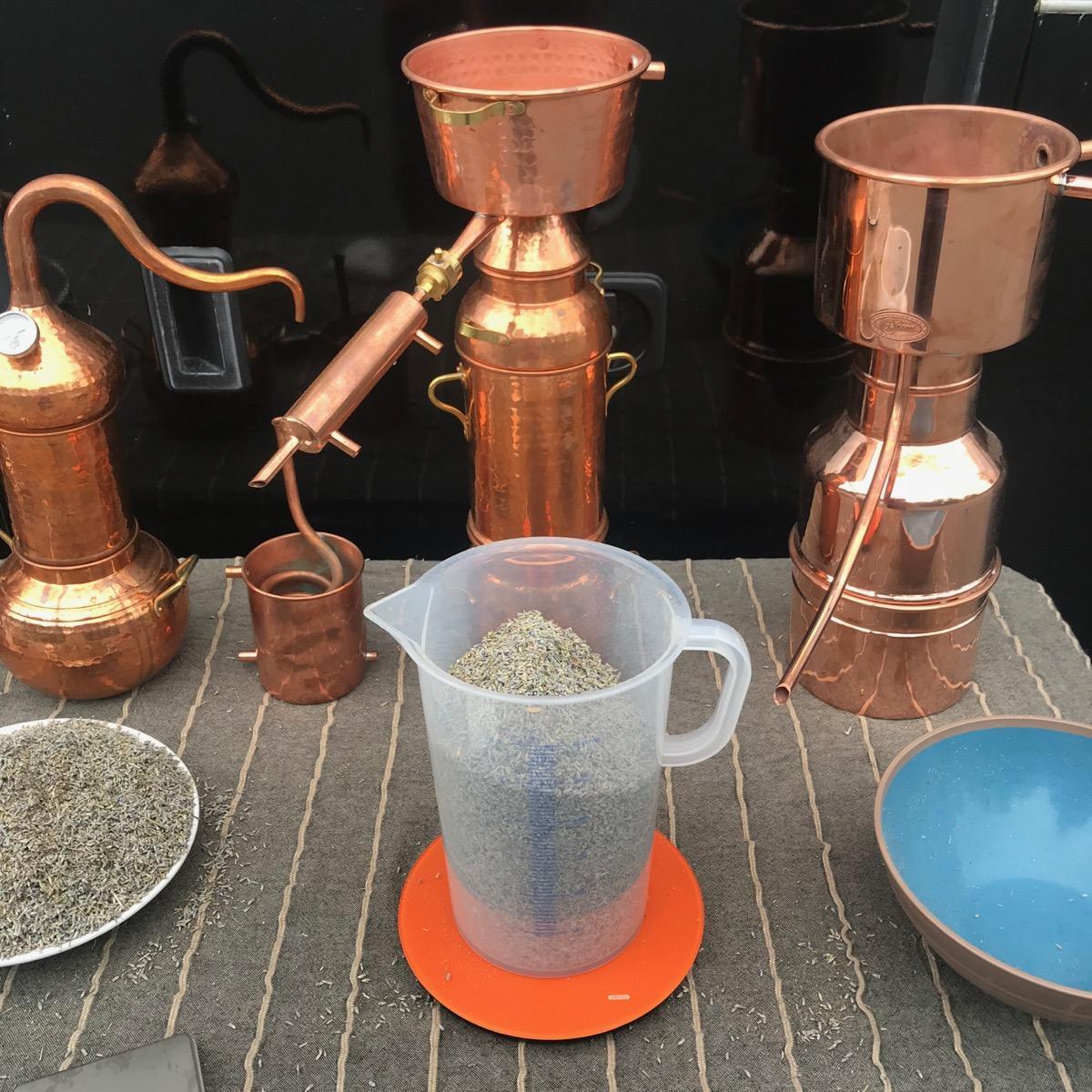 CopperGarden® Alquitara Plus ❁ 2 Liter