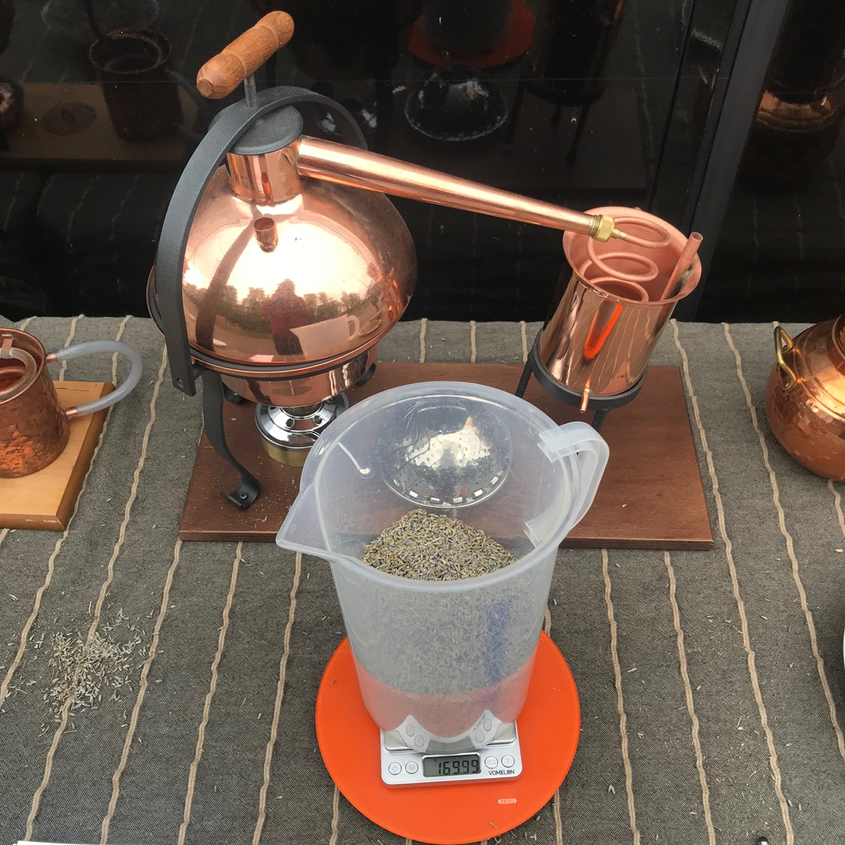 FERRARI® Destillieranlage Hobby Spezial