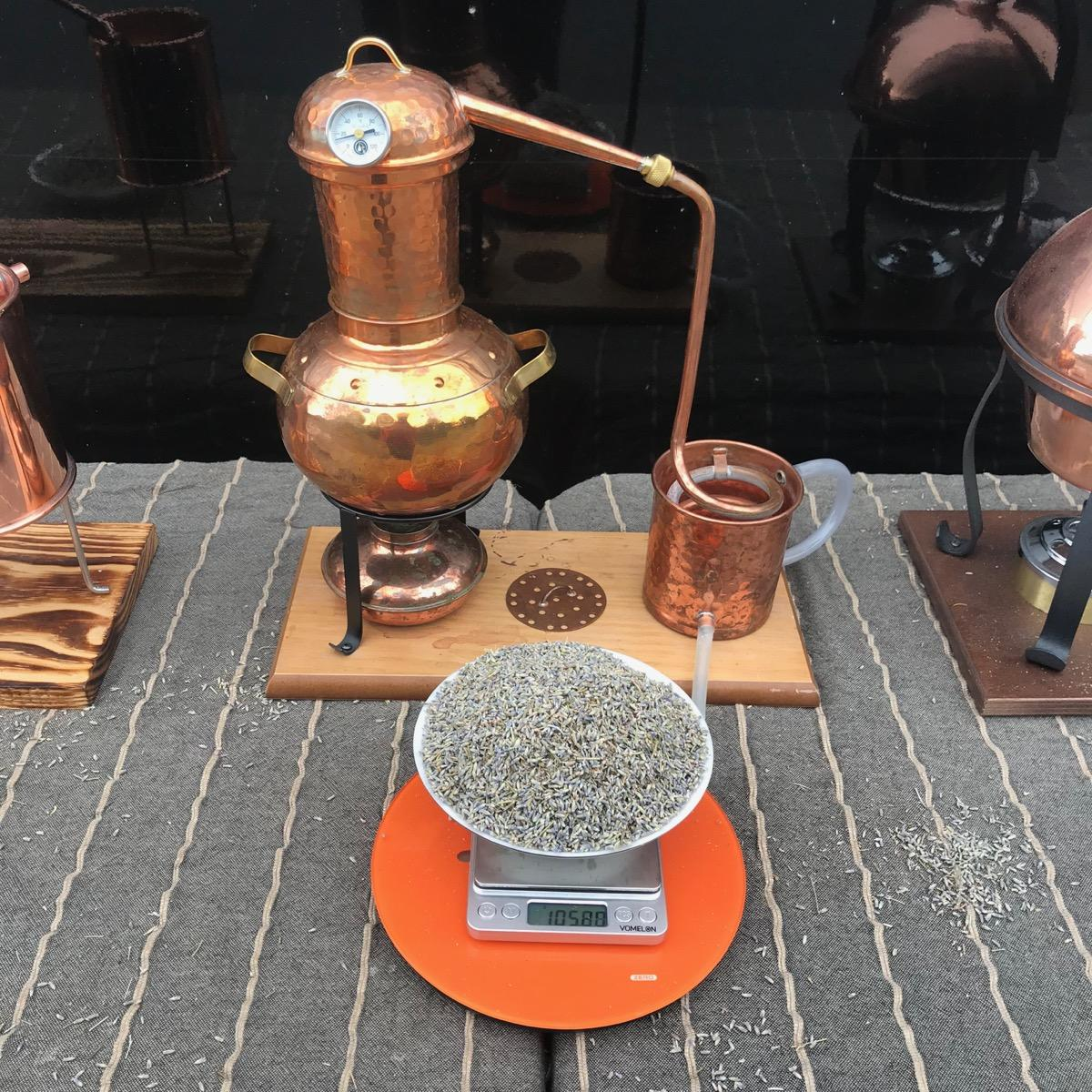 Arabia Destille