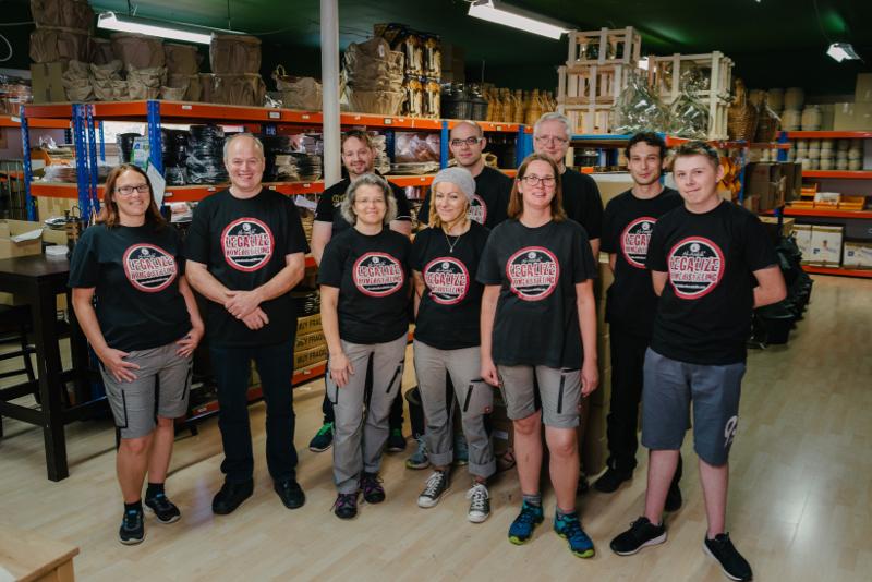 Destillatio Lager Team