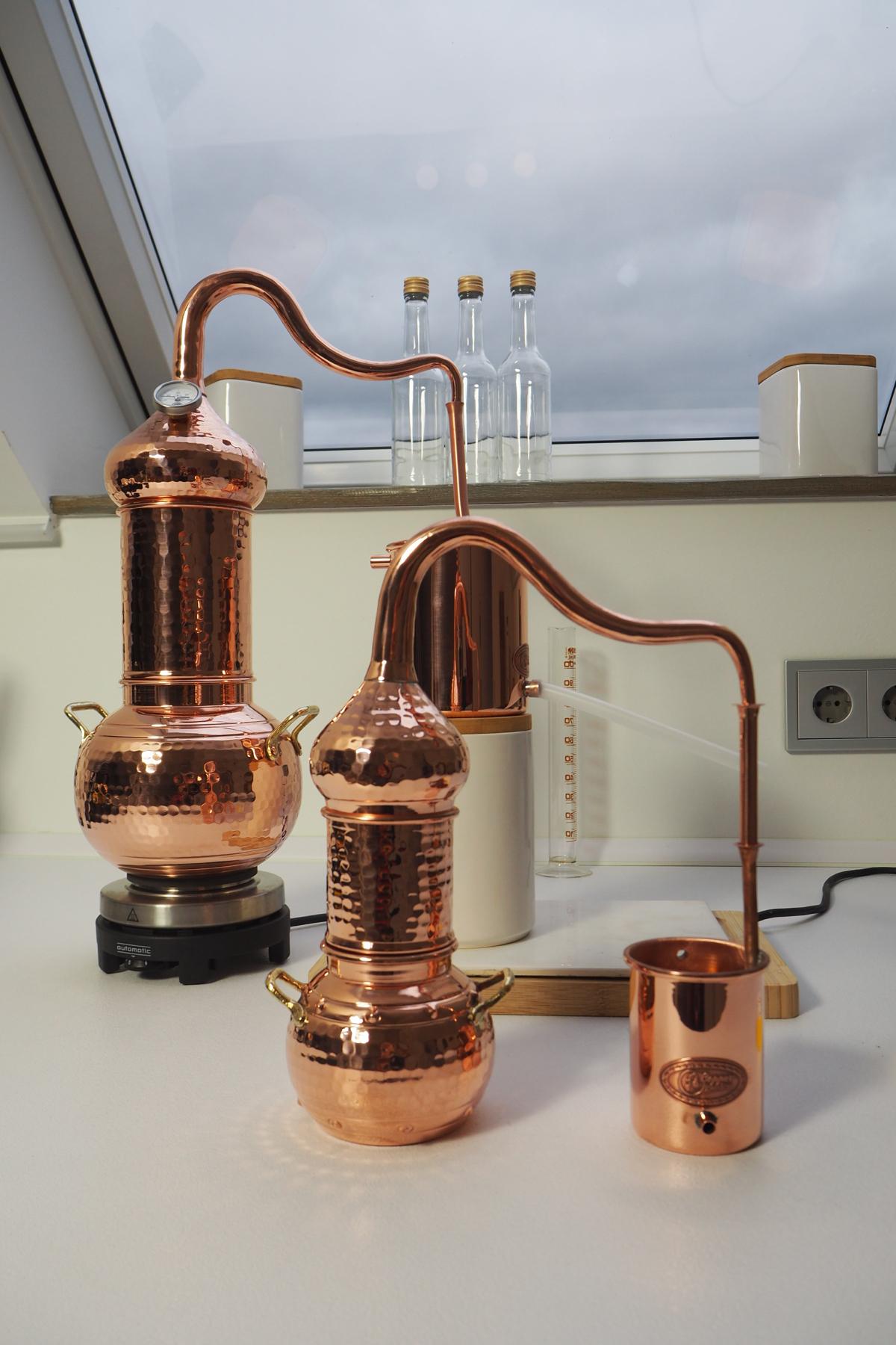 Destillatio Umtauschaktion