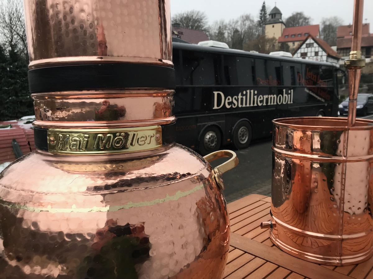 Destilliermobil