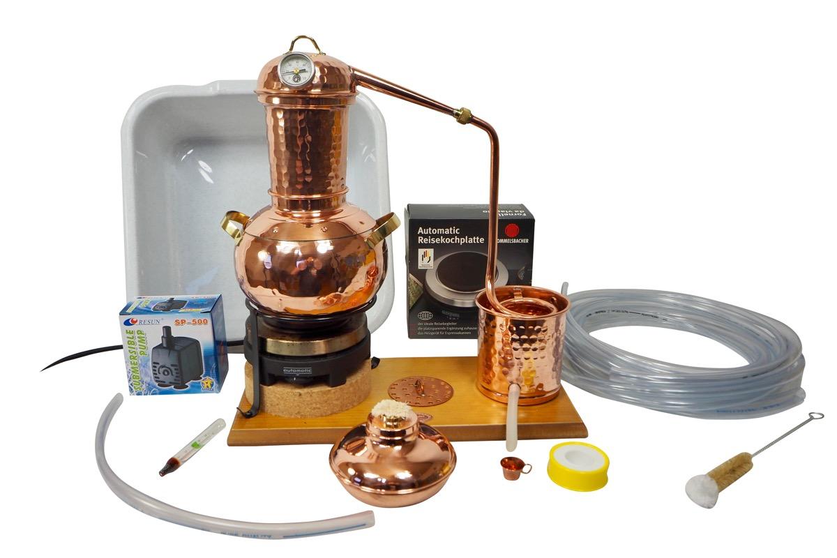 Neue Arabia Destille 2 Liter