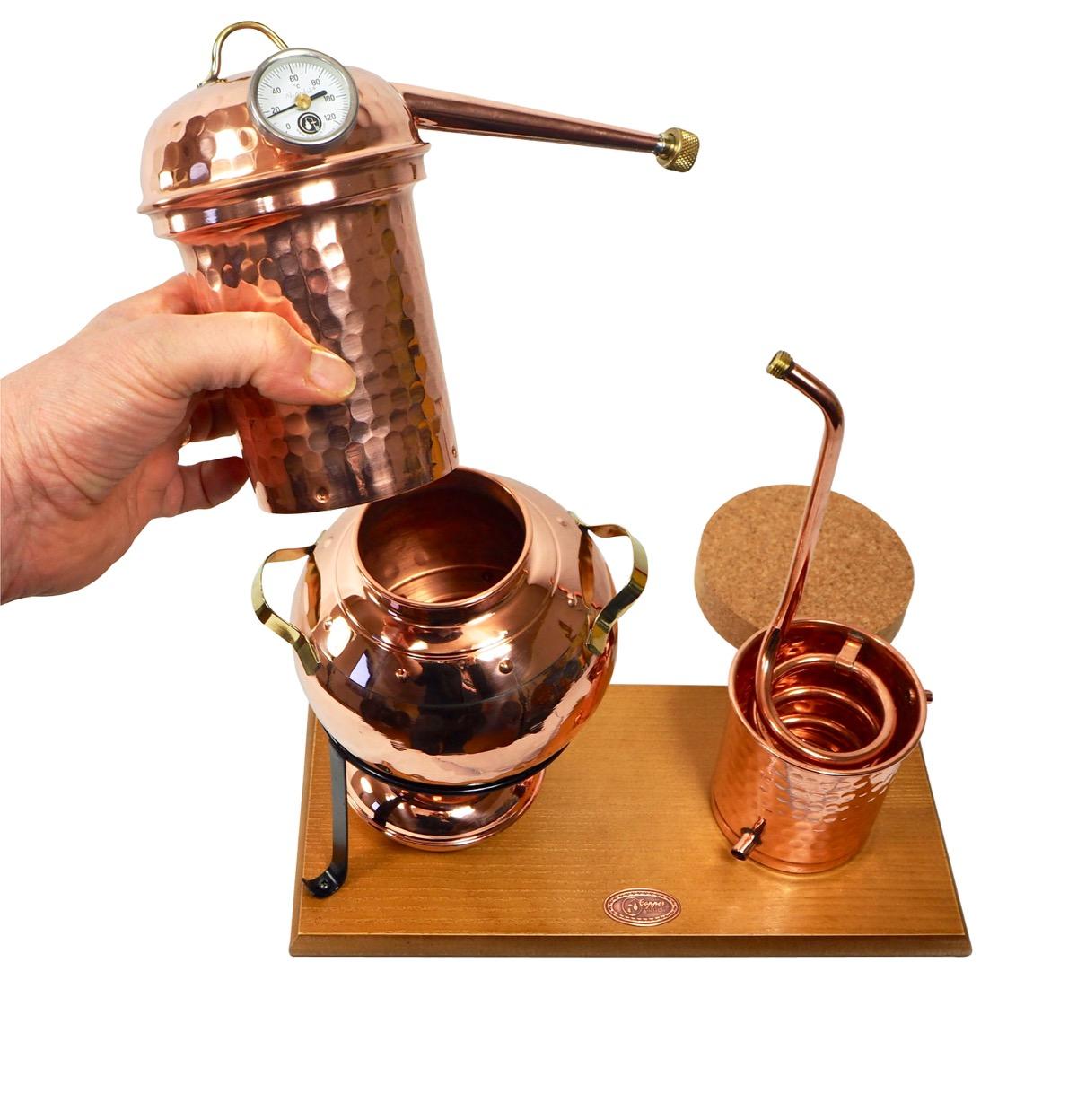 Neue Arabia Destille