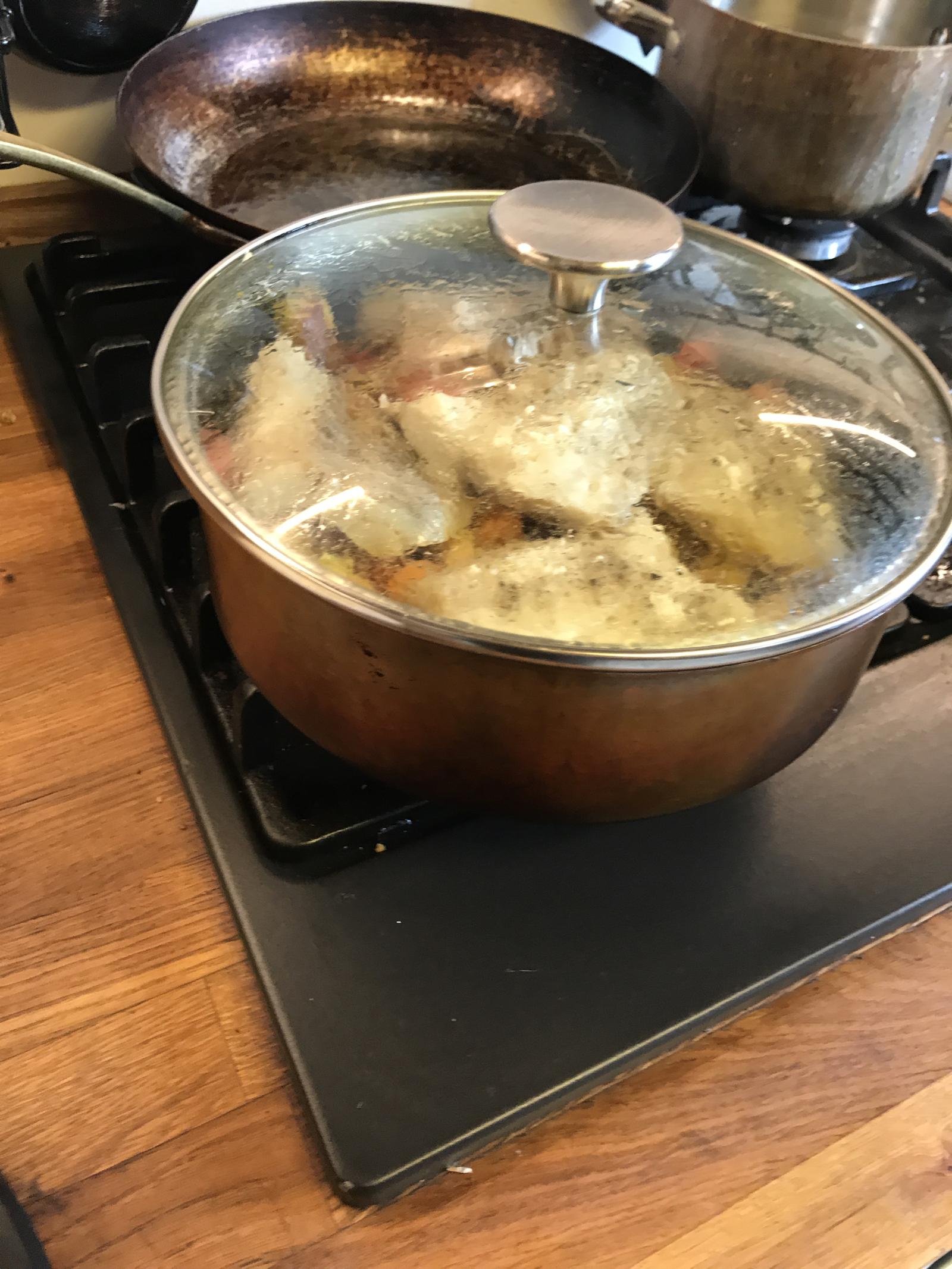 Langzeittest Kupferpfannen
