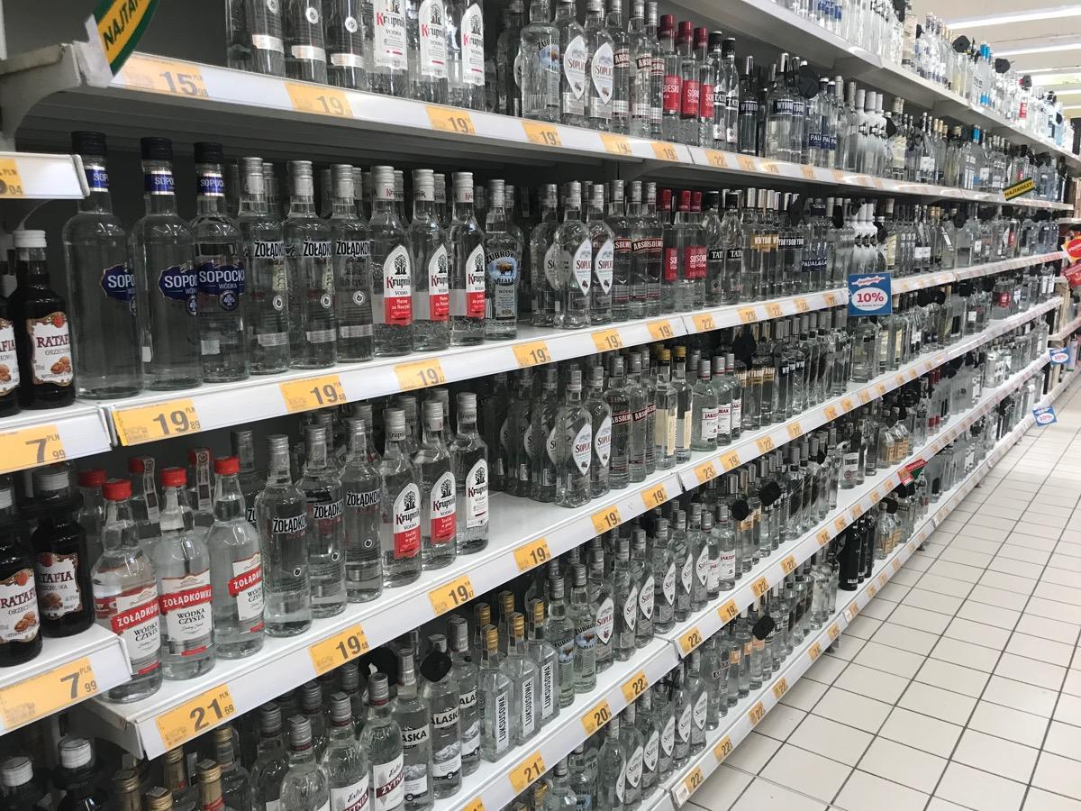 Wasser & Wodka im Baltikum