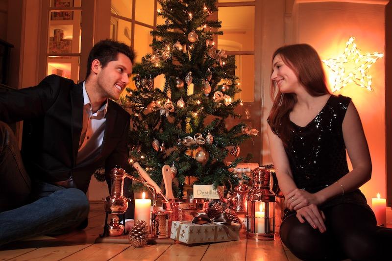 Destillatio souhaite joyeux Noël