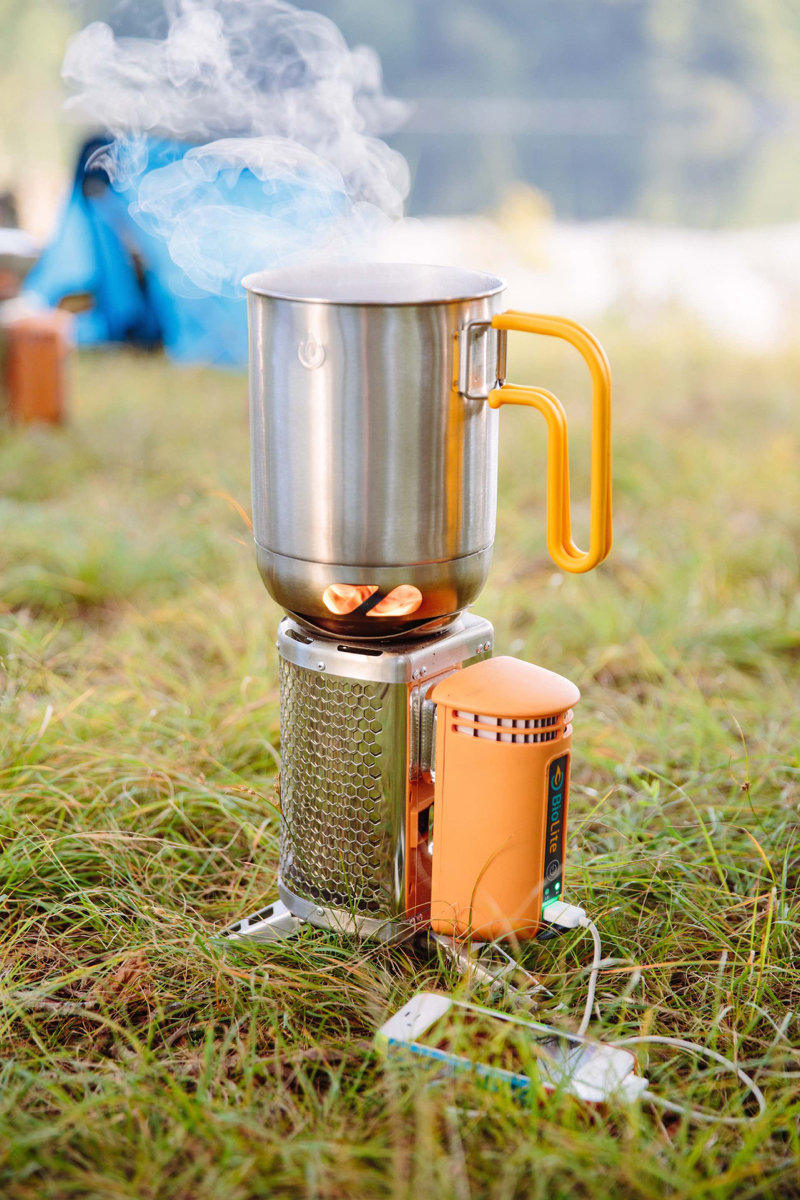 Acquista Bioliter Campstove su Destillatio