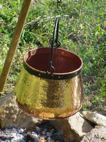 copper caldron