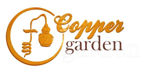 CopperGarden Destillen und Kessel aus Kupfer