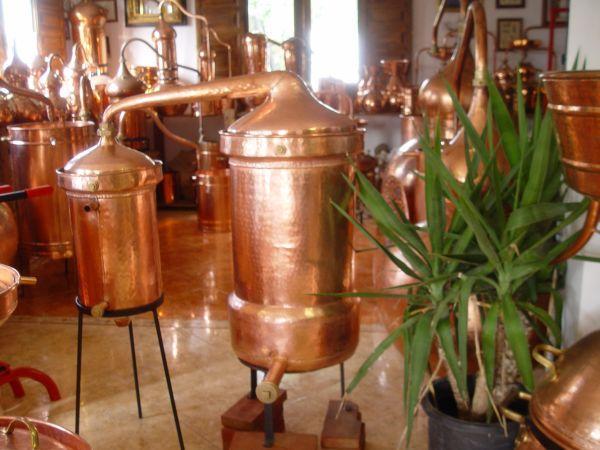 Producciones especiales de nuestra forja CopperGarden