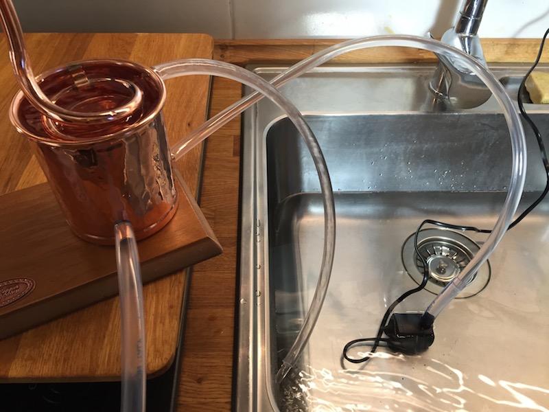 Kühlwasserkreislauf -