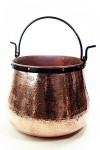 """CopperGarden®"" Copper cauldron/witches' cauldron, 150 L"