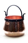 """CopperGarden®""  copper cauldron/witches' cauldron, 60 L"