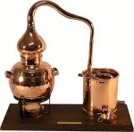 "Distillery ""Alembic"" for decoration with Condenser; 0,7 L"