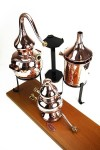 "Alambic de décoration charentais 0,5 L - ""CopperGarden®"""