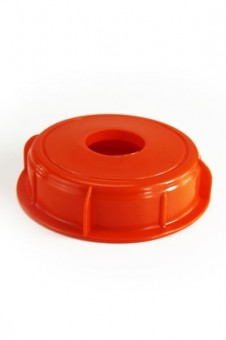 """Speidel""  locking cap for 12 liter container with hole"