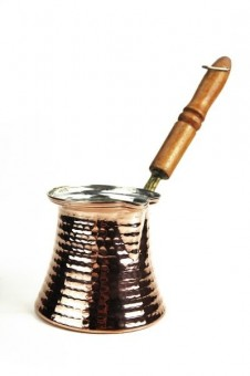 """CopperGarden®"" copper Turkish coffee pot (M)"