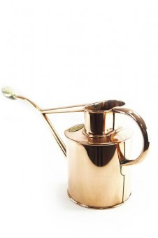 """Haws"" copper watering can"