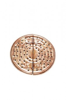"""CopperGarden®"" Copper Mash Sieve (3L) - prevents burning of the mash"