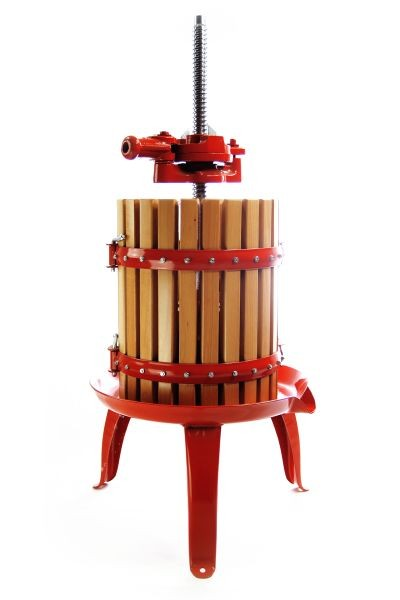 Wine press / fruit press 28L