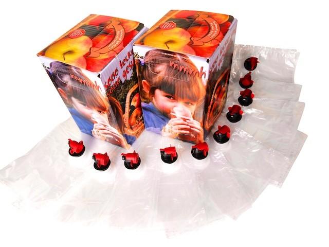 set 10x bag in box beutel 5l 2 kartons. Black Bedroom Furniture Sets. Home Design Ideas
