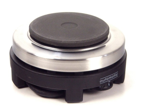 Rommelsbacher  travel hot plate (8 cm) - variabel temperature regulation