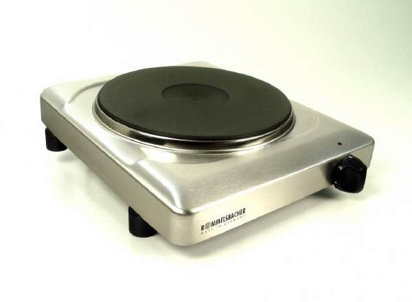 Rommelsbacher  electric XXL hot plate - 22 cm