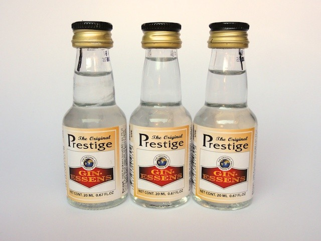 "3 x ""Prestige"" Essenz gin 20ml"