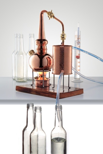 Quot Coppergarden 174 Quot 0 5l Whiskey Still