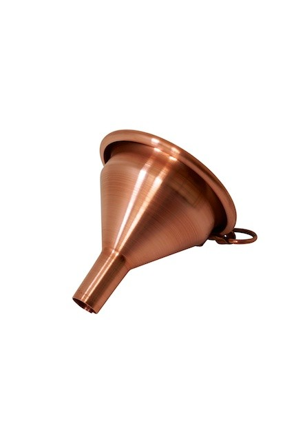 """CopperGarden®"" copper funnel 7 cm"