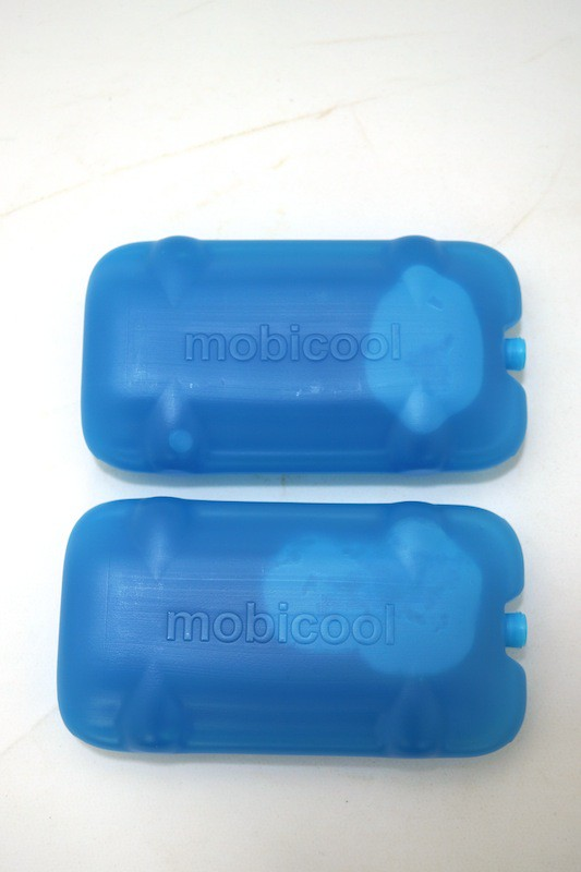 """Mobicool Ice pack"" accumulateur de froid à gel 2 x 400 grammes"