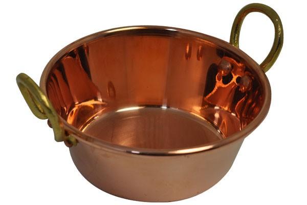 bassine confiture 55 cm en cuivre masssif. Black Bedroom Furniture Sets. Home Design Ideas