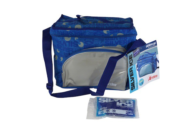 Ardes  cooler / insulated bag, 13 liters with gel cool pack