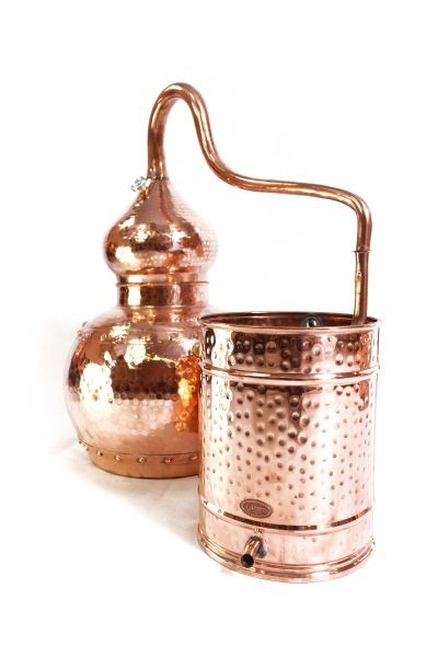 CopperGarden®  alembic 30 liters  ECO