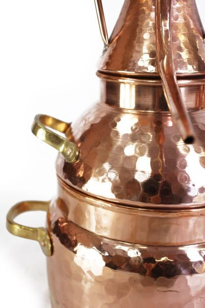 coppergarden destille alquitara 25l therische le. Black Bedroom Furniture Sets. Home Design Ideas