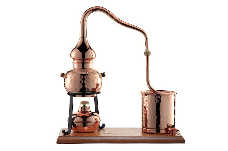 CopperGarden®  still 0,5L Alembic