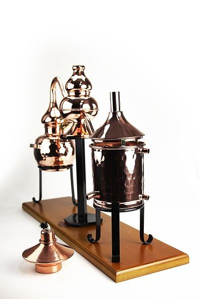 Dispositif de distillation charentais 0,5 L -  CopperGarden