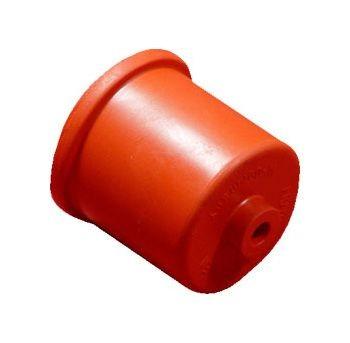 Tappi di gomma per la fermentazione con un foro da 10 mm (55 mm adatto per damigiane da 10 & 25 L)