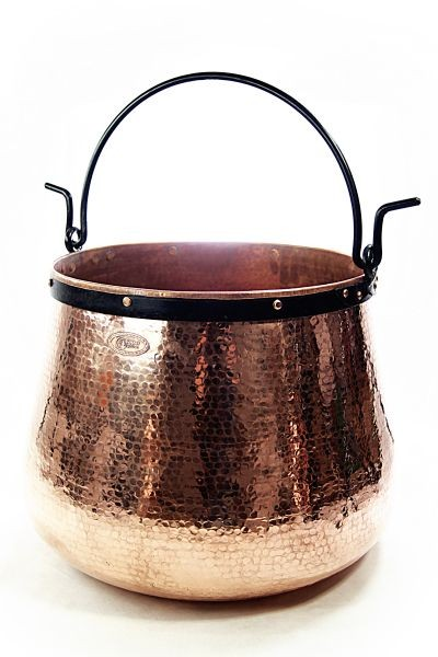 CopperGarden®   copper cauldron/witches' cauldron, 200 L