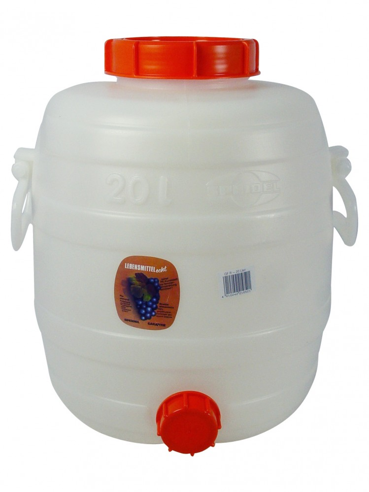 Speidel  must container 20 liters with cover