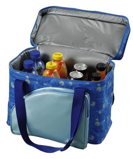 Ardes  cooler / insulated bag 24 liters - blue / silver