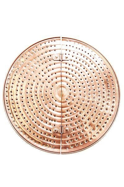 CopperGarden®  Copper Mash Sieve (150L) - prevents burning of the mash