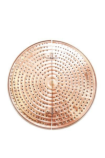 CopperGarden®  Copper Mash Sieve (200L) - prevents burning of the mash